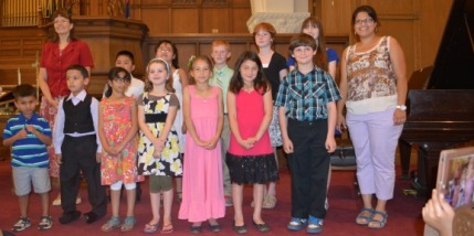 2014 piano recital photo